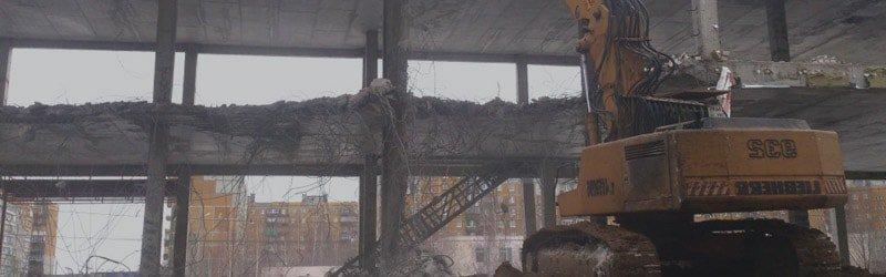 Инструкция по охране труда на демонтаж металлоконструкций